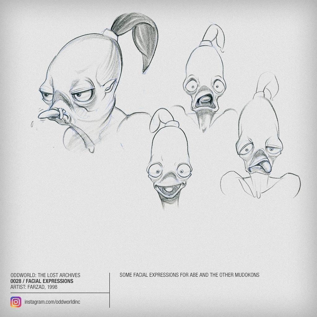 0028 facial expressions