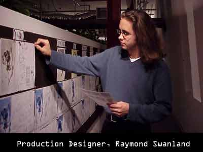 raymond swanland