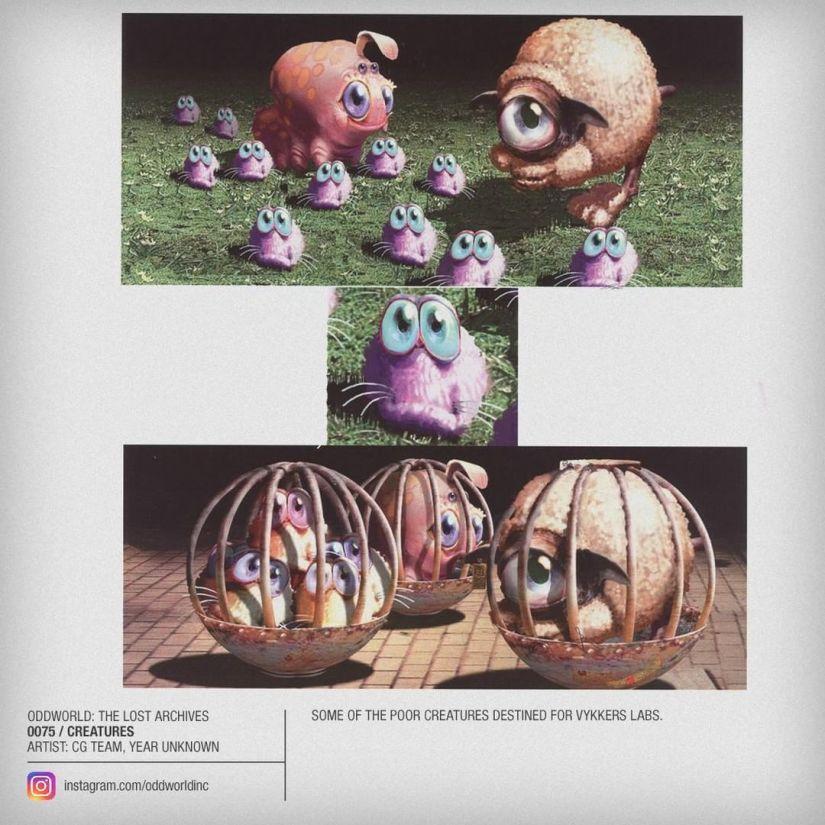 0075 creatures