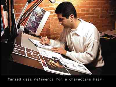 farzad uses