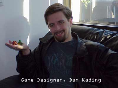 game designer dan kading