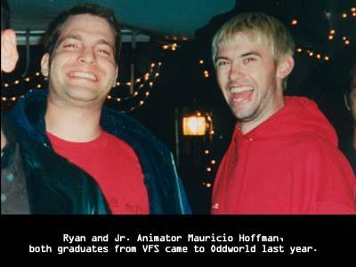 ryan and hoffman