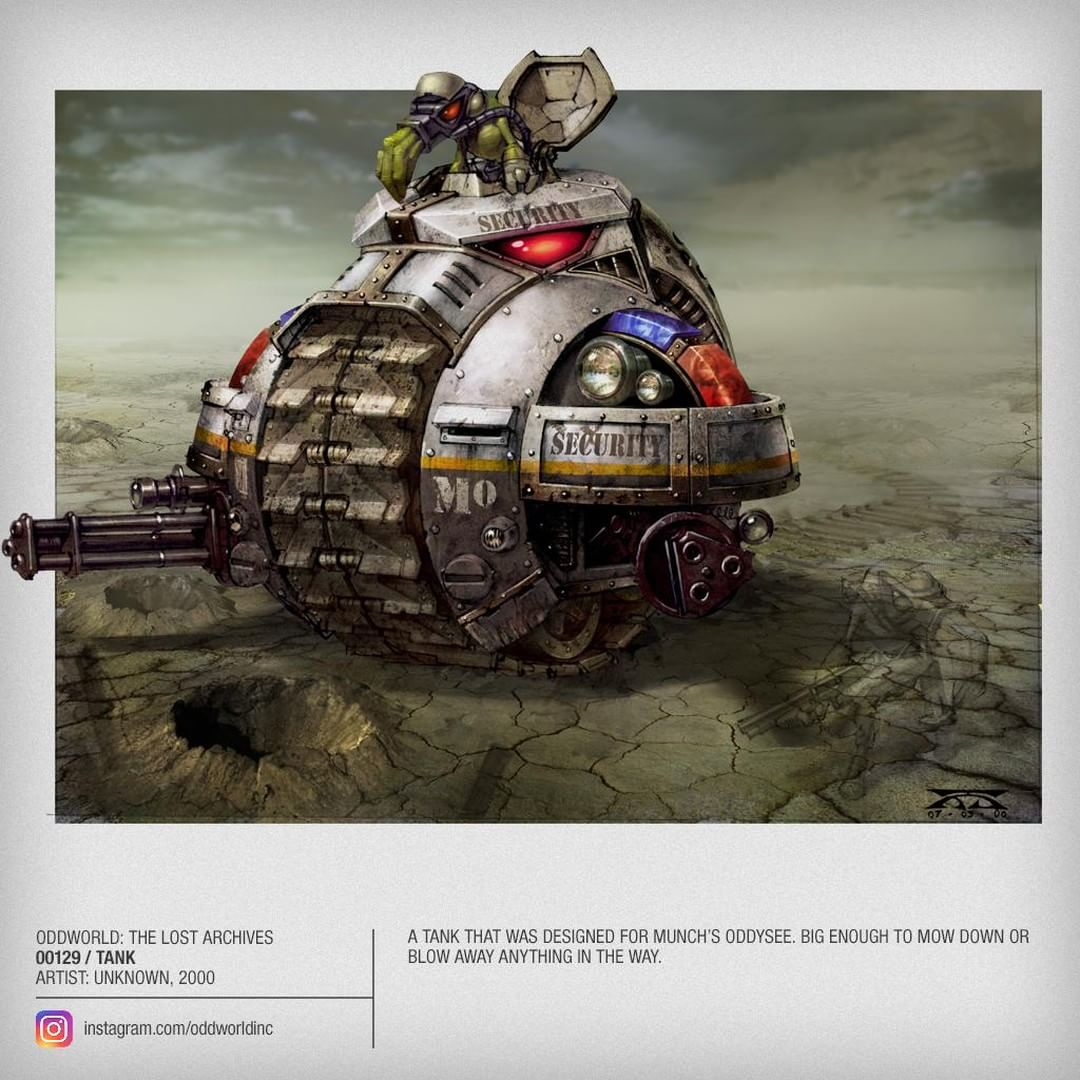 00129 Tank