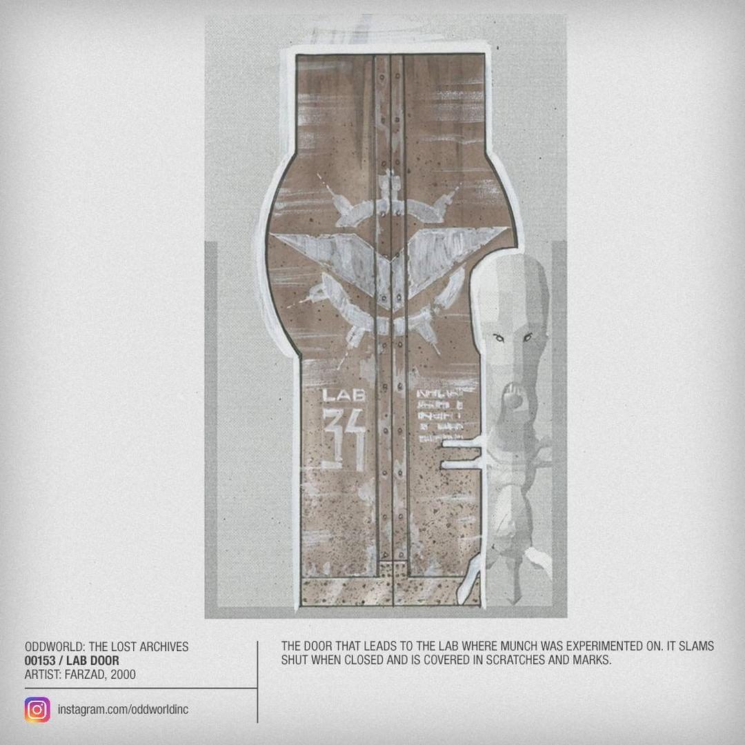 00153 Lab Door