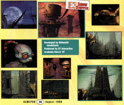 GamePro Soul Storm
