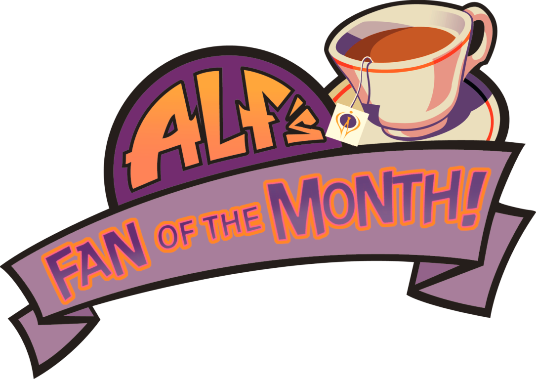 alf's fan of the month!