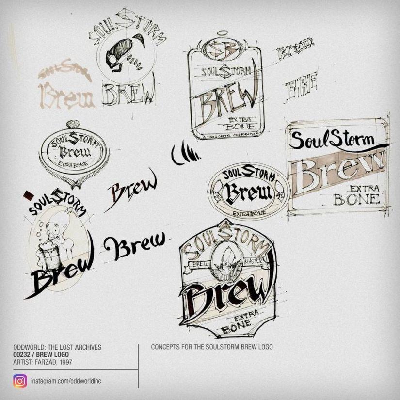 00232 Brew Logo