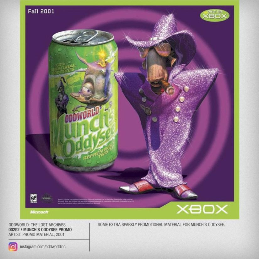 00252 Munch's Oddysee Promo