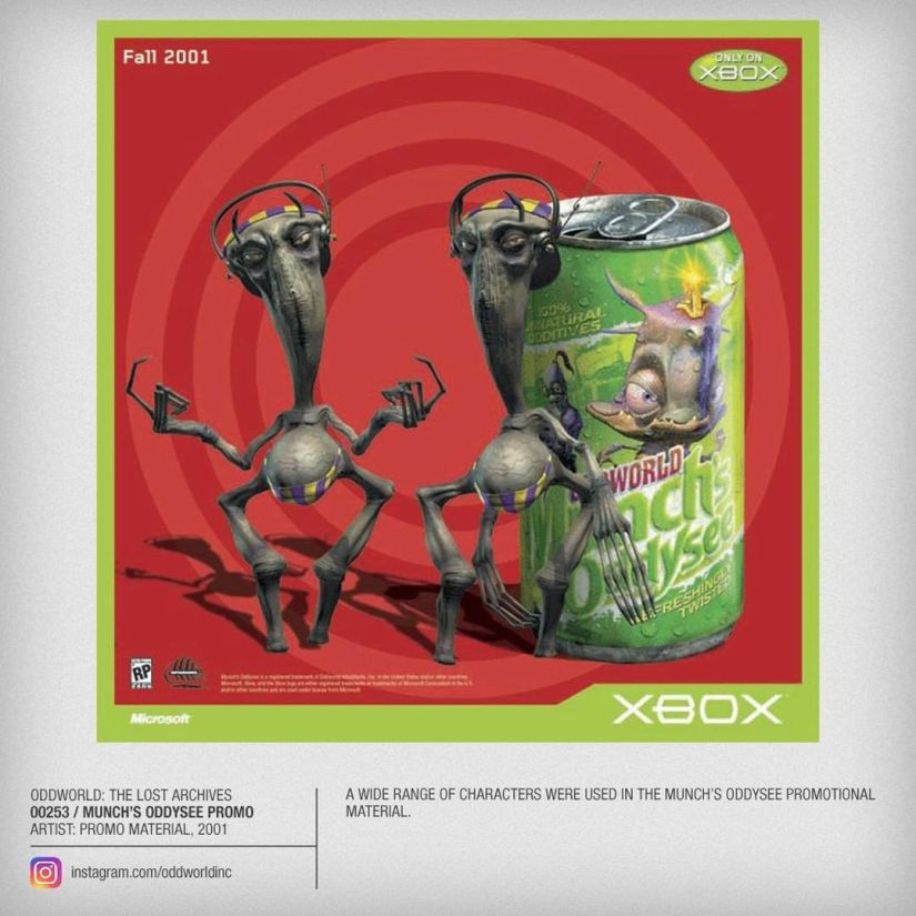 00253 Munch's Oddysee Promo