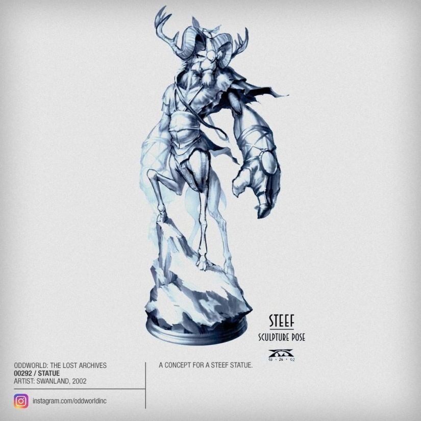 00292 statue